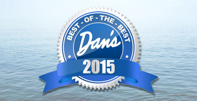 Dan's Best of the Best 2015